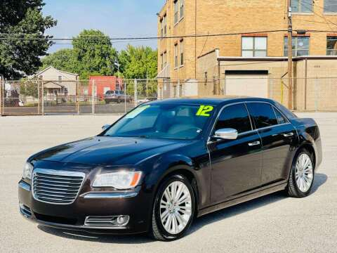 2012 Chrysler 300 for sale at ARCH AUTO SALES in Saint Louis MO