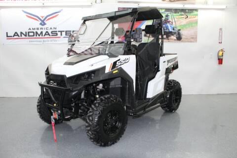 2021 Massimo T BOSS 550 UTV for sale at Lansing Auto Mart in Lansing KS