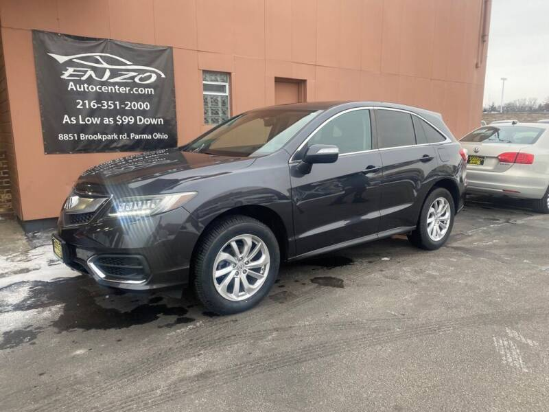 2016 Acura RDX for sale at ENZO AUTO in Parma OH