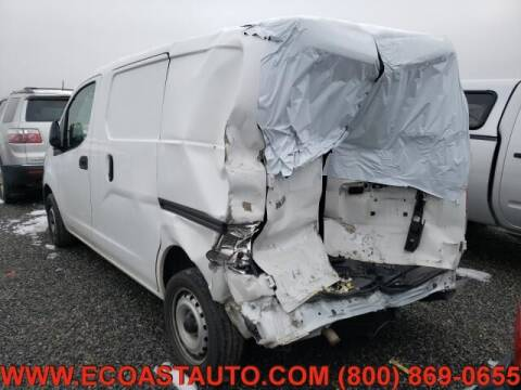 2017 Nissan NV200 for sale at East Coast Auto Source Inc. in Bedford VA