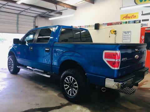 2011 Ford F-150 for sale at Vanns Auto Sales in Goldsboro NC