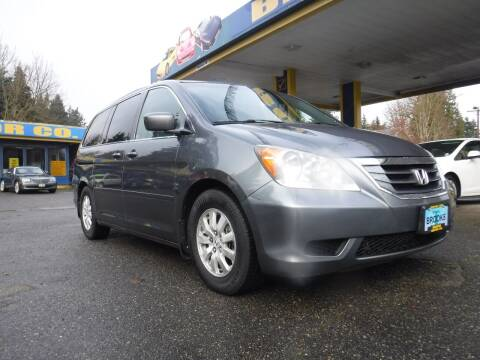 2010 Honda Odyssey for sale at Brooks Motor Company, Inc in Milwaukie OR