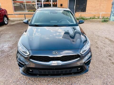 2019 Kia Forte for sale at Good Auto Company LLC in Lubbock TX