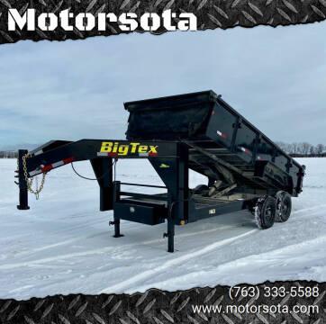 2018 Big Tex 14GX for sale at Motorsota in Becker MN