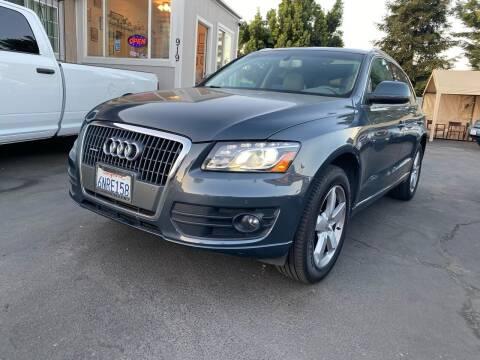 2011 Audi Q5 for sale at Ronnie Motors LLC in San Jose CA