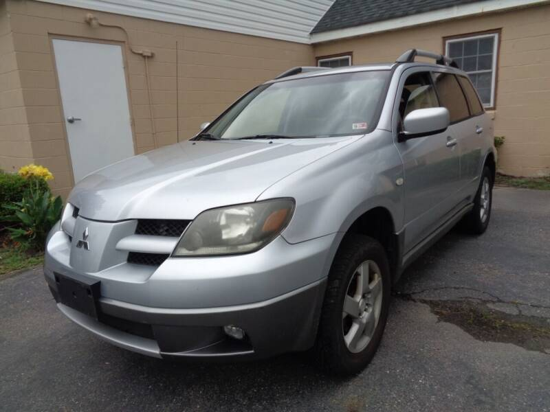 2004 Mitsubishi Outlander for sale at Liberty Motors in Chesapeake VA