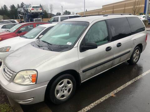 2005 Ford Freestar for sale at Blue Line Auto Group in Portland OR