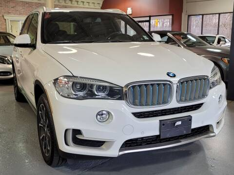 2018 BMW X5 for sale at AW Auto & Truck Wholesalers  Inc. in Hasbrouck Heights NJ