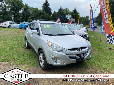 2013 Hyundai Tucson for sale at Classified Pre-owned Cars of Marlboro in Marlboro NY