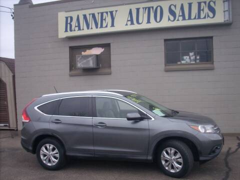 2014 Honda CR-V for sale at Ranney's Auto Sales in Eau Claire WI