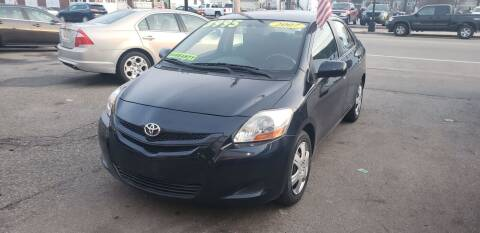 2007 Toyota Yaris for sale at TC Auto Repair and Sales Inc in Abington MA