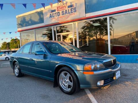 2001 Lincoln LS for sale at Elder Auto Sales in Kennewick WA