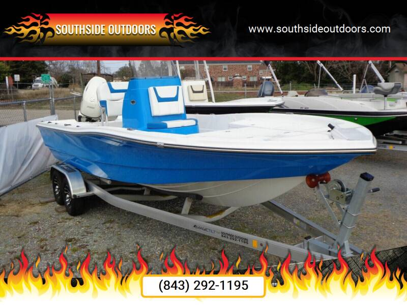 2018 Boca Bay 224 Bay for sale at Southside Outdoors in Turbeville SC