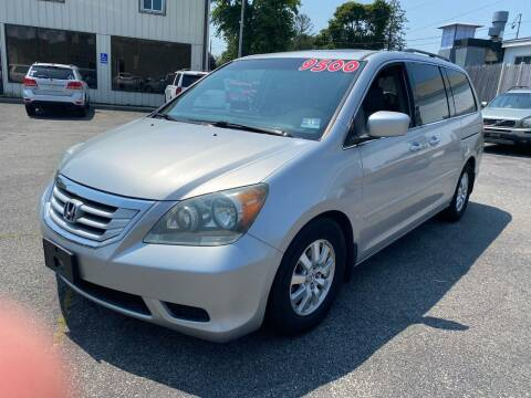 2010 Honda Odyssey for sale at MBM Auto Sales and Service - MBM Auto Sales/Lot B in Hyannis MA