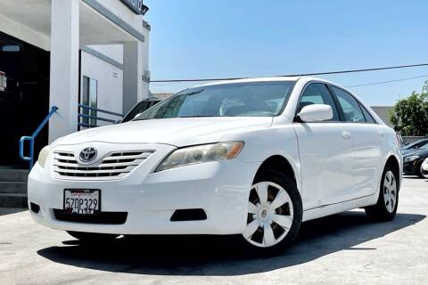2007 Toyota Camry for sale at Fastrack Auto Inc in Rosemead CA