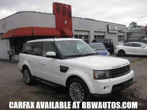 2013 Land Rover Range Rover Sport for sale at Best Buy Wheels in Virginia Beach VA
