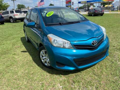 2014 Toyota Yaris for sale at Unique Motor Sport Sales in Kissimmee FL