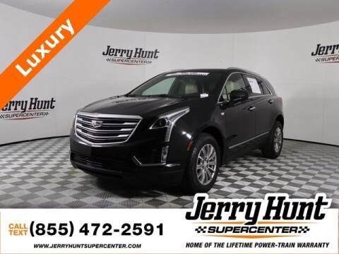 2017 Cadillac XT5 for sale at Jerry Hunt Supercenter in Lexington NC