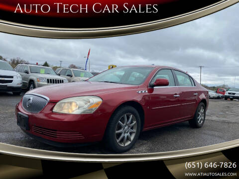 2008 Buick Lucerne for sale at Auto Tech Car Sales in Saint Paul MN