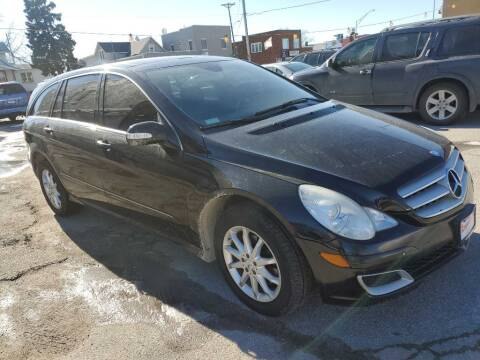 2007 Mercedes-Benz R-Class for sale at ROYAL AUTO SALES INC in Omaha NE