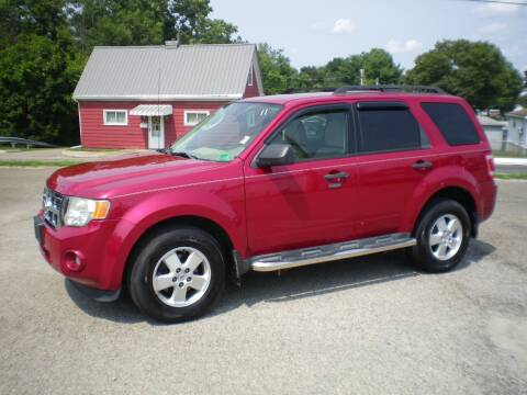 2011 Ford Escape for sale at Starrs Used Cars Inc in Barnesville OH