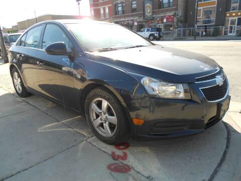 2014 Chevrolet Cruze for sale at Metropolitan Automan, Inc. in Chicago IL