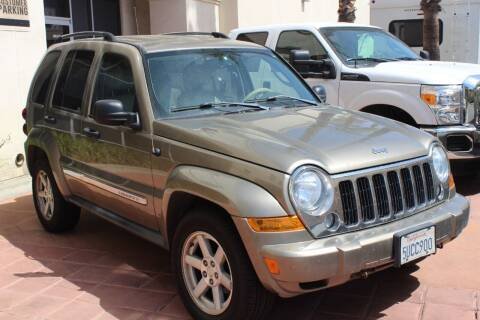 2006 Jeep Liberty V-^ for sale at Rancho Santa Margarita RV in Rancho Santa Margarita CA