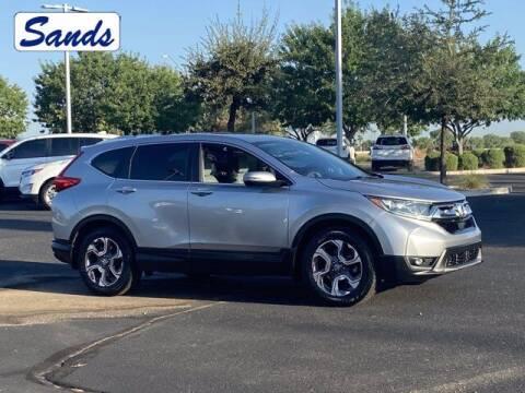 2018 Honda CR-V for sale at Sands Chevrolet in Surprise AZ