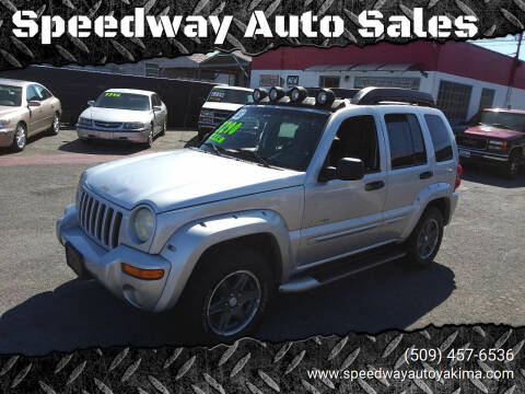 2003 Jeep Liberty for sale at Speedway Auto Sales in Yakima WA