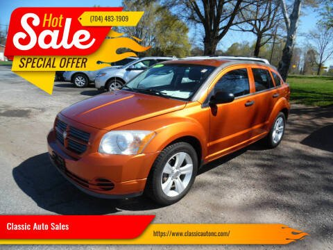2011 Dodge Caliber for sale at Classic Auto Sales in Maiden NC