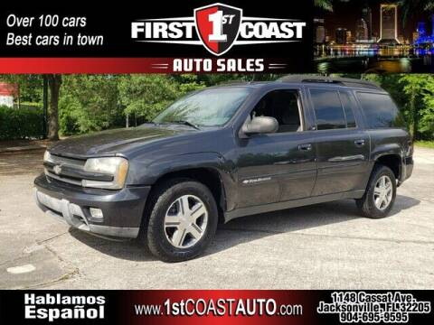 2004 Chevrolet TrailBlazer EXT for sale at 1st Coast Auto -Cassat Avenue in Jacksonville FL