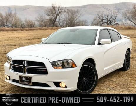 2014 Dodge Charger for sale at Premier Auto Group in Union Gap WA