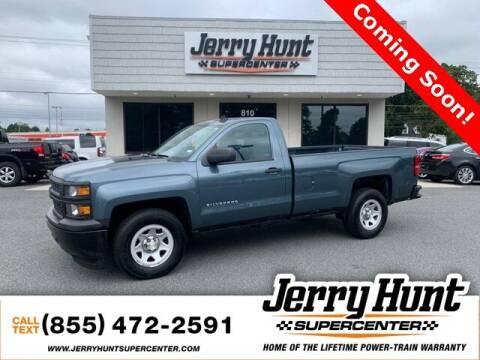 2014 Chevrolet Silverado 1500 for sale at Jerry Hunt Supercenter in Lexington NC