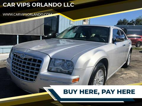 2010 Chrysler 300 for sale at CAR VIPS ORLANDO LLC in Orlando FL