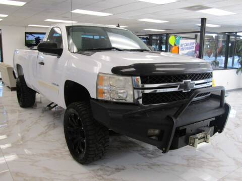 2011 Chevrolet Silverado 2500HD for sale at Dealer One Auto Credit in Oklahoma City OK