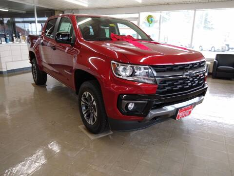 2021 Chevrolet Colorado for sale at KATAHDIN MOTORS INC /  Chevrolet Sales & Service in Millinocket ME