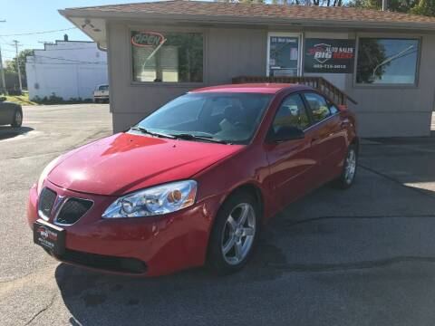 2007 Pontiac G6 for sale at Big Red Auto Sales in Papillion NE