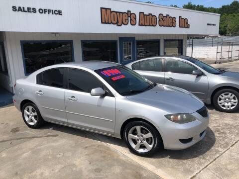 2005 Mazda MAZDA3 for sale at Moye's Auto Sales Inc. in Leesburg FL