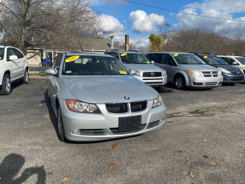 2007 BMW 3 Series for sale at Auto Gallery in Taunton MA