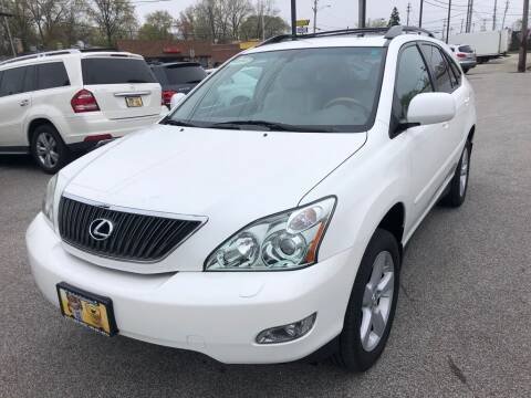 2007 Lexus RX 350 for sale at MR Auto Sales Inc. in Eastlake OH