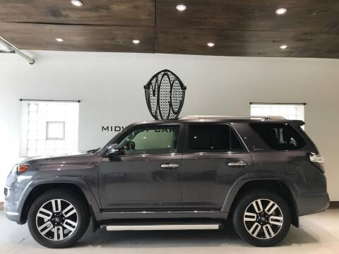 2019 Toyota 4Runner for sale at Midwest Car Connect in Villa Park IL