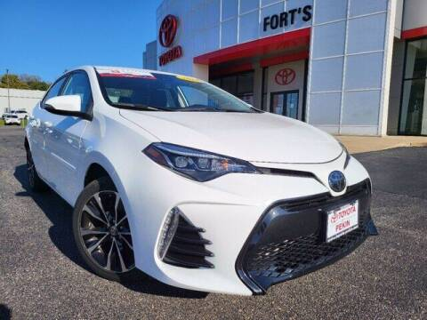 2019 Toyota Corolla for sale at Auto Smart of Pekin in Pekin IL