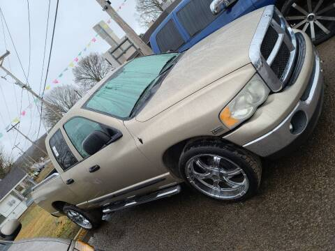 2005 Dodge Ram Pickup 1500 for sale at Shelton & Son Auto Sales L.L.C in Dover AR