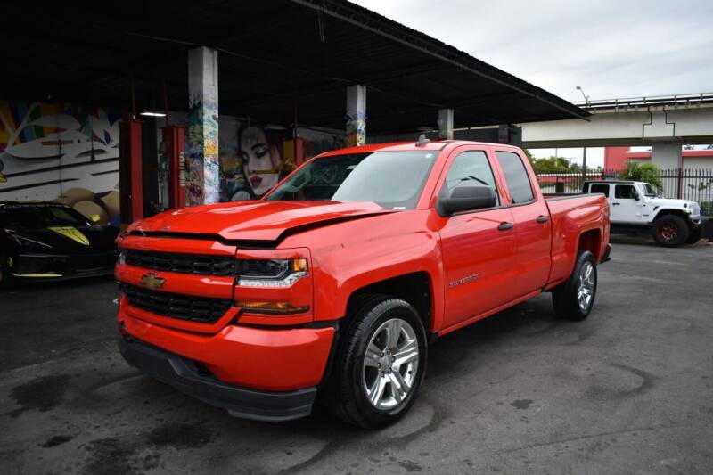 2016 Chevrolet Silverado 1500 for sale at STS Automotive - Miami, FL in Miami FL