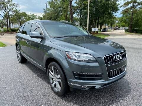 2014 Audi Q7 for sale at Global Auto Exchange in Longwood FL