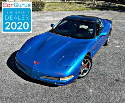 1999 Chevrolet Corvette for sale at Brothers Auto Sales of Conway in Conway SC