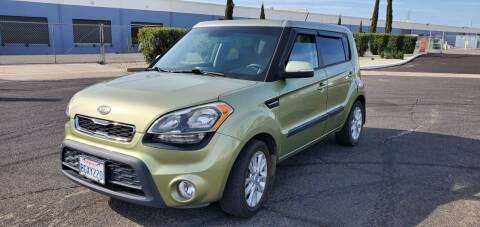 2012 Kia Soul for sale at The Auto Barn in Sacramento CA