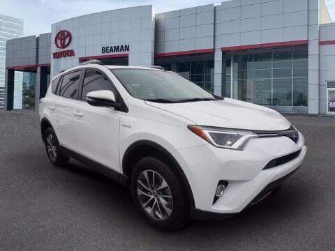 2018 Toyota RAV4 Hybrid for sale at BEAMAN TOYOTA in Nashville TN