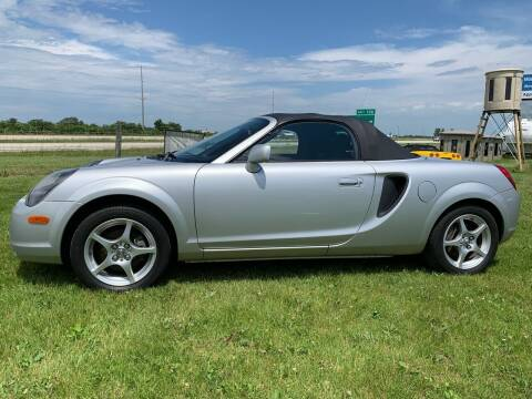 2001 Toyota MR2 Spyder for sale at Sam Buys in Beaver Dam WI