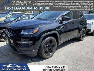 2018 Jeep Compass for sale at Best Auto Outlet in Floral Park NY